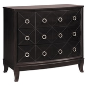 "Stein World Metro 33"" Accent Chest Espresso (59941)"