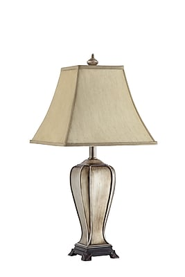 Stein World 150 Watt Meredith Table Lamp, Brown (99814)