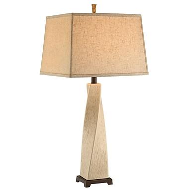 Stein World 150 Watt Winnifred Table Lamp, Oatmeal (99852)
