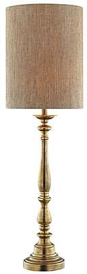 Stein World 150 Watt Kerry Table Lamp, Champagne Finish (99891)