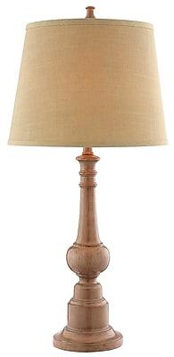 Stein World 100 Watt Nevan Table Lamp, Latte-Color (99897)