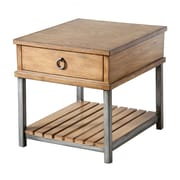Stein World Beaumont Wood End Table, Oak, Each (263-021)