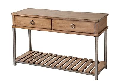 Stein World Beaumont Wood/Veneer Console Table, Oak, Each (263-031)