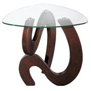 Stein World Nassau Wood End Table, Brown, Each (668-028)