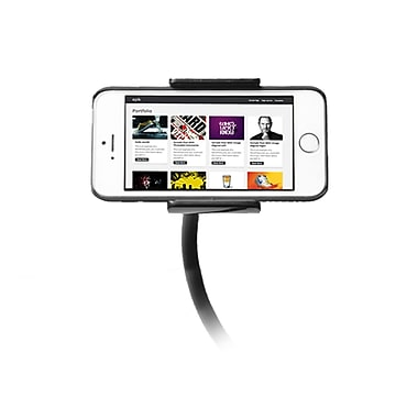 CTA Digital Adjustable Clip-on Stand for Smartphones & Mini Tablets, (PAD-COS)
