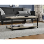 Altra Furniture Elmwood Wood Coffee Table, Brown, Each (5049096PCOM)
