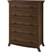 Altra Oakridge 5 Drawer Dresser, Homestead Oak