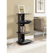 "Altra Galaxy 70"" TV Stand with Mount and Drawers; Black (1762096P)"