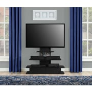 "Altra Galaxy 70"" TV Stand with Mount and Drawers, Black (1762096PCOM)"