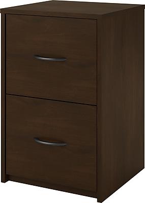 Altra Core 2-Drawer File Cabinet, Resort Cherry (9524207PCOM)