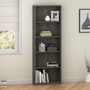 Altra Core 5 Shelf Bookcase, Rodeo Oak (9425213PCOM)