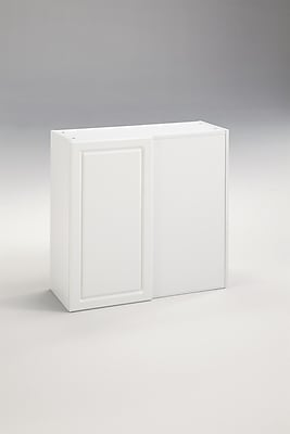 Heartland Cabinetry Keystone Wall Blind Corner Cabinet WBC3030, White (8009404P)