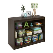 Altra Miller Glass Door Bookcase, Black Forest (348012P)