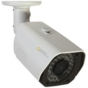 Q-See® QCN8026B 4MP Wired Bullet Network Camera, White