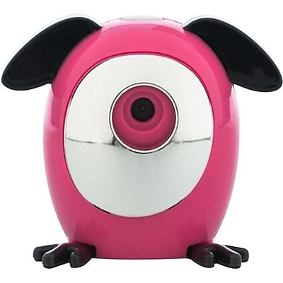 Wowwee Snap Pets 1408 Mini Bluetooth Camera, Pink/Black Rabbit IM11V0425