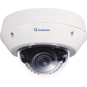 GeoVision GV-EVD3100 Target Wired Outdoor Vandal Proof IP Dome Network Camera, 9 mm Focal Length