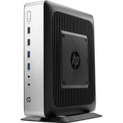 HP ® t730 Thin Client, AMD RX-427BB Quad-Core, 2.7 GHz, ThinPro (P3S24AT#ABA)