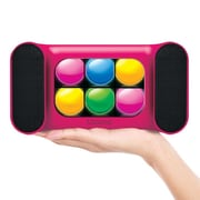 isound Mini Dancing Lights Bluetooth Speaker, Pink