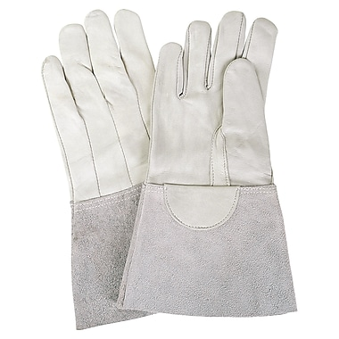 Glove Tig Welding Grain Leather Sheepskin, X-Large, SM596, 6/Pack