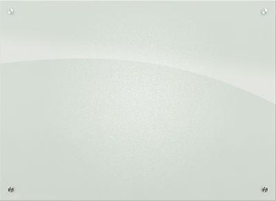 Best-Rite™ Enlighten™ Glass Dry-Erase Boards, Frosted Pearl, 36x48