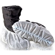 BlueMed Cosmic Shoe Covers, XL, in Boxes, White, 300/Case