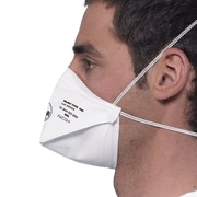 BlueMed Respirator Masks, 100/Case