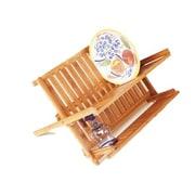 Lipper Bamboo Folding Dishrack