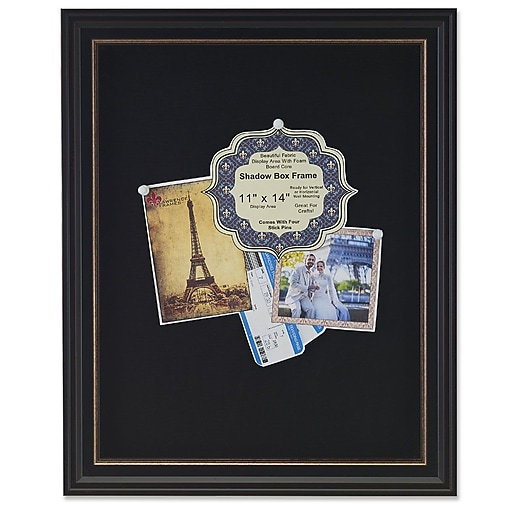 """Lawrence Frames,  Functionals , 11""""x14"""", Polystyrene, Functional Picture Frames, 537111"""