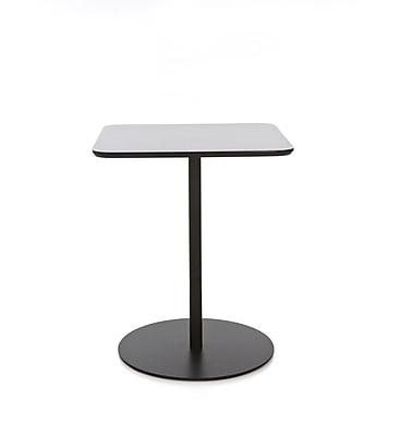 B&T Design Noa End Table; Black