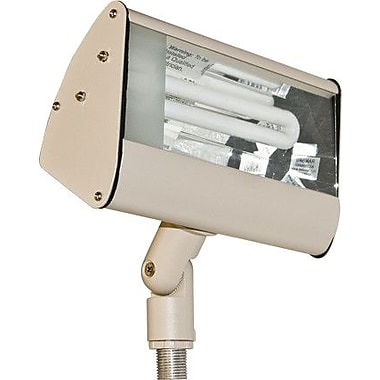 Dabmar Lighting 1-Light Flood Light; Sand