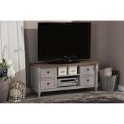 Wholesale Interiors Baxton Studio Edouard Two-tone TV Cabinet