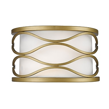 Z-Lite Severine 2-Light Wall Sconce