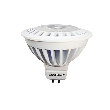 Northern Stars 80406 LED MR16 5W, Dimmable, White