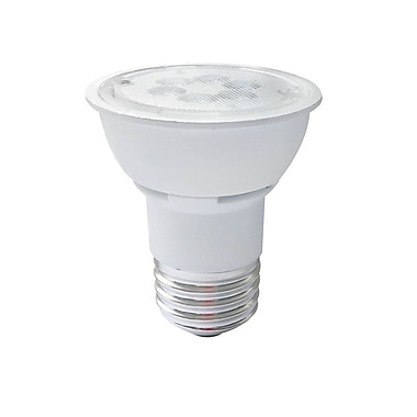 Northern Stars 80435 LED Light Bulb, JDR16 8W, Dimmable, White, 10/Pack