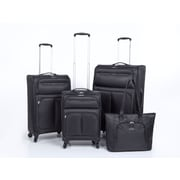 Ricardo Beverly Hills Santa Monica 4-Piece Luggage Sets