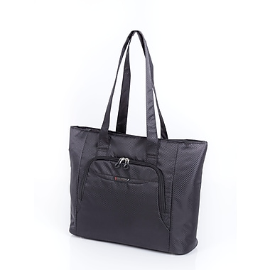 Ricardo Beverly Hills Santa Monica Shoppers Tote Bag, Black
