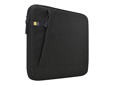 Case Logic Huxton Black Polyester Laptop Sleeve (HUXS113BLACK)
