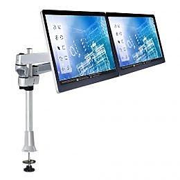 Mount-It! (MI-43111A) Dual Apple Monitor Desk Mount