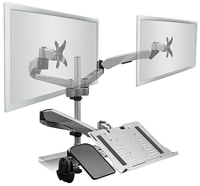 Mount-It! (MI-75921) Laptop Tray Desk Mount