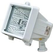 Dabmar Lighting 1-Light Flood Light; White