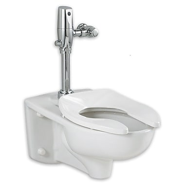 American Standard Afwall EverClean 1.1 GPF Elongated One-Piece Toilet