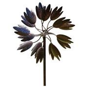 Evergreen Flag & Garden Bloom Kinetic Garden Stake
