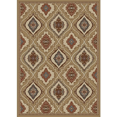 Mayberry Rug Hometown Classic Panel Antique Area Rug; 8' x 10'