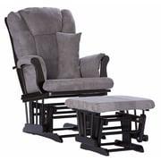 Storkcraft – Ensembles fauteuil berçant et pouf Tuscany