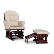 Graco Parker Semi-Upholstered Glider and Ottoman Sets