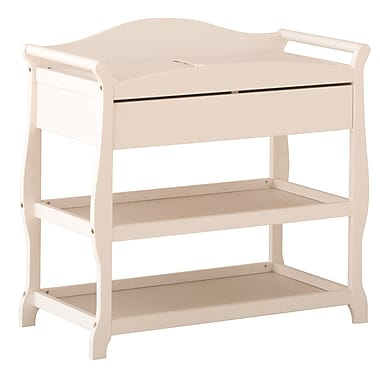 Stork Craft Aspen Change Table, White