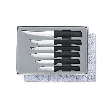 Rada Cutlery 6 Piece All Star Paring Knife Gift Set