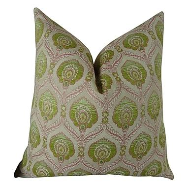 Plutus Brands Tulip Handmade Throw Pillow ; 22'' H x 22'' W