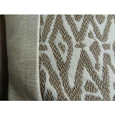 Plutus Brands Trendy Look Handmade Throw Pillow ; 20'' H x 20'' W