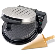Chef's Choice Cone Waffle Maker w/ Rib Cover